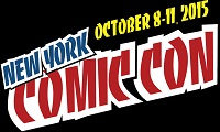 NYCC 2015- The Weekend