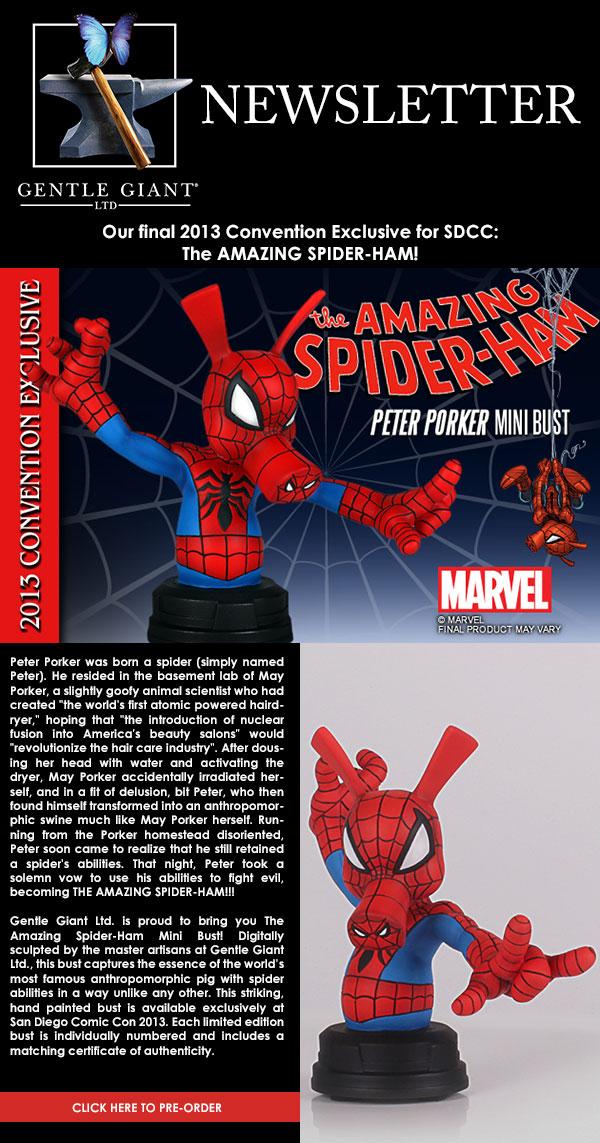 SpiderHam
